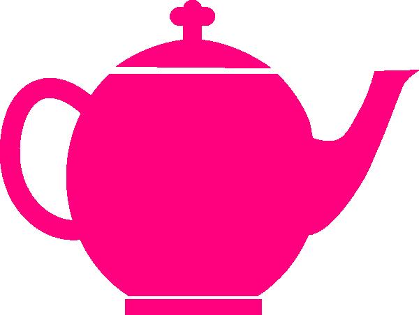 pink teapot pink teapot clip art i m a little teapot rh pinterest com teapot clip art black white teapot clipart
