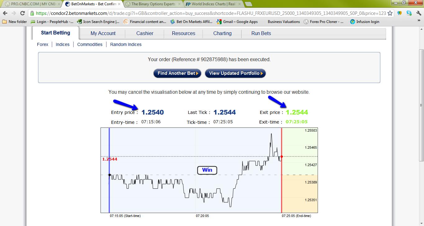 Binary option open trader millionaire