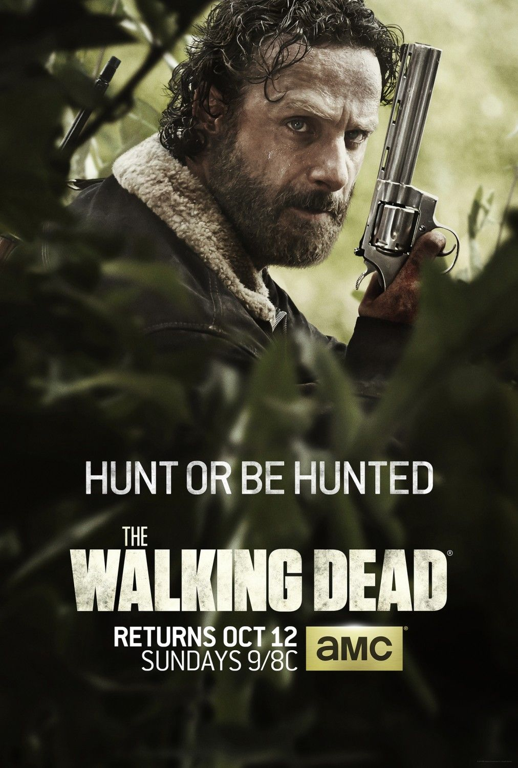 Negan The Walking Dead Maxi Poster 61cm x 91.5cm new and sealed