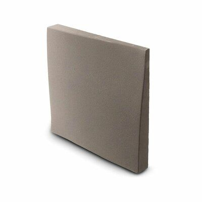 "MALAKAN INC Wave 8"" x 8"" Cement Field Tile 