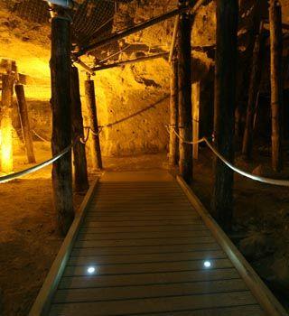 The Caverne du Dragon Museum