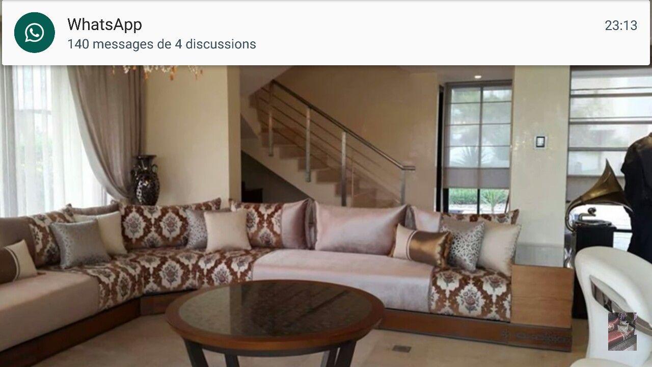 Pingl par saristastory sur salon marocain decoraci n marroqu salones marroqu es et dise os - Casas marroquies ...