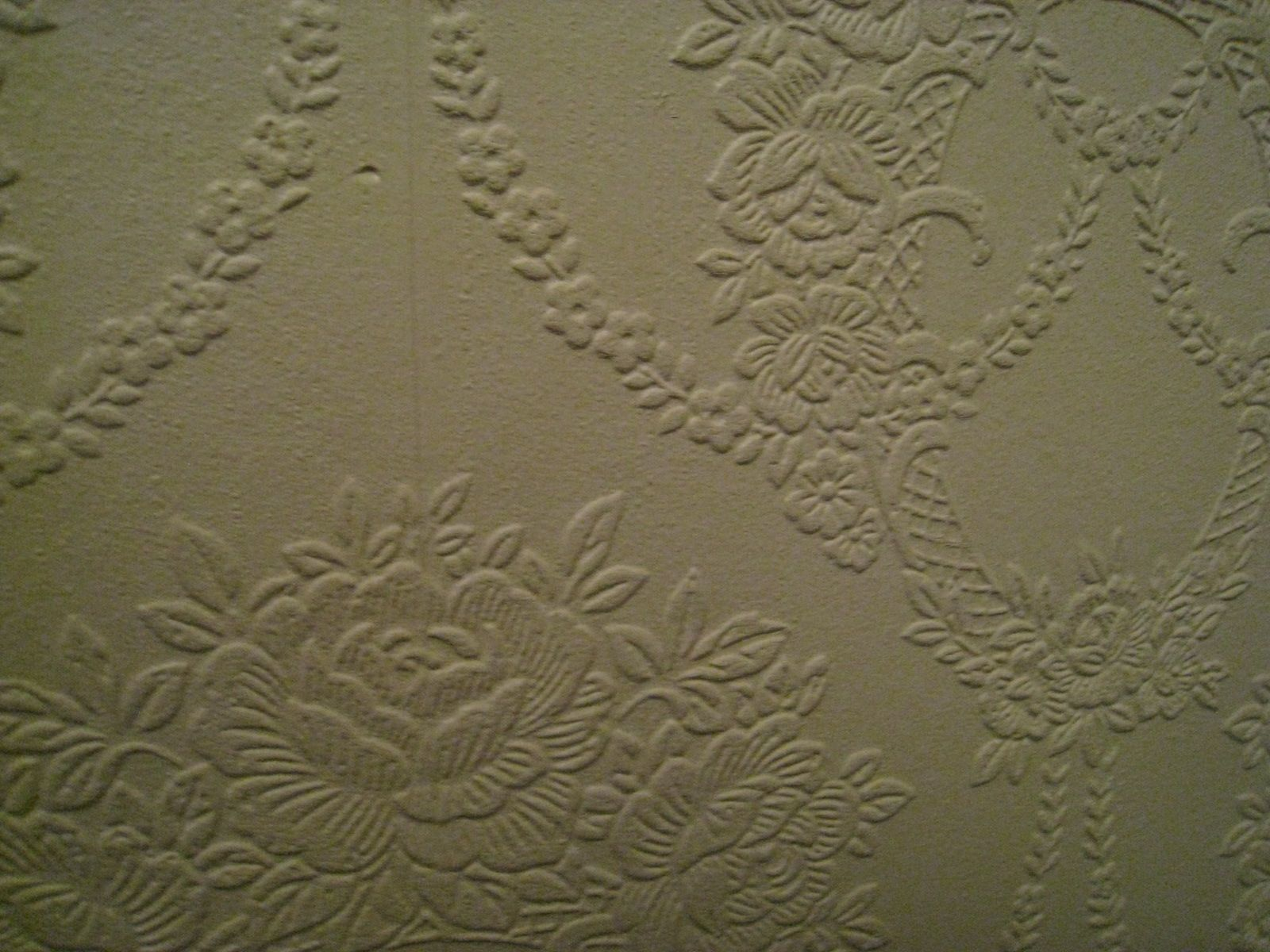 Can You Texture And Paint Over Wallpaper Wood panel