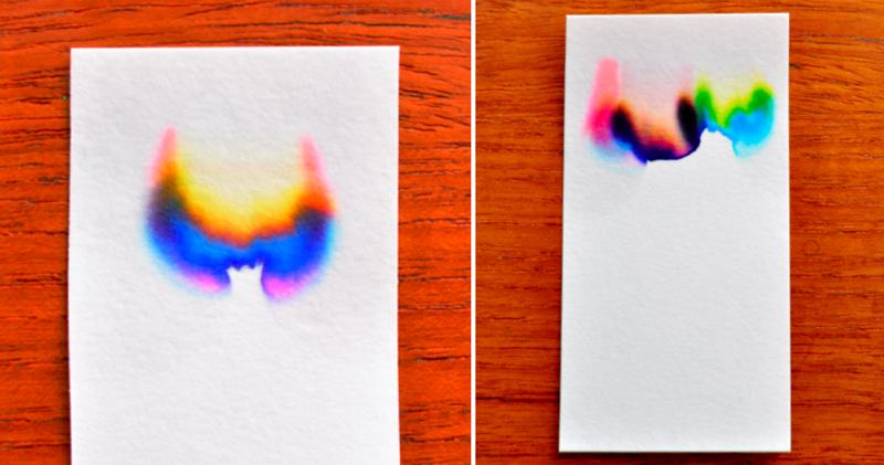chromatography paper kid craft toddler art craft chromatography paper