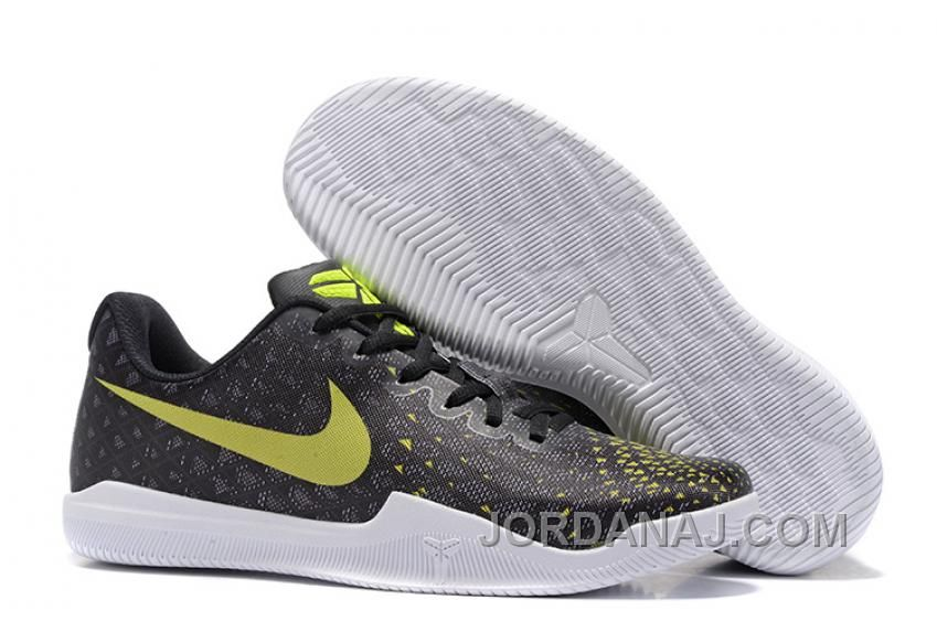 3b8f2463b8d Nike Kobe 12 Black Volt-White Men s Basketball Shoe Lastest