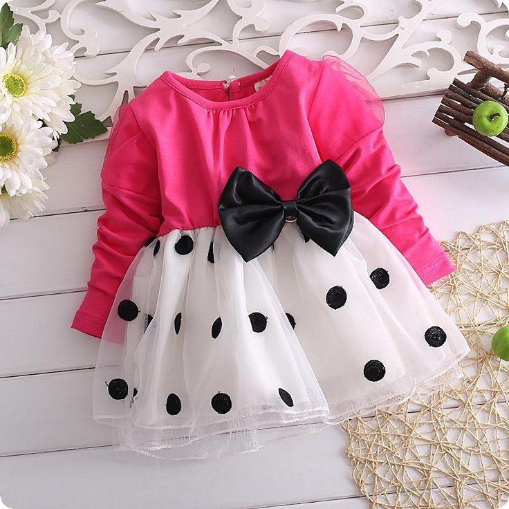 marca popular Calidad superior venta de liquidación Resultado de imagen para vestidos para bebe recien nacida ...
