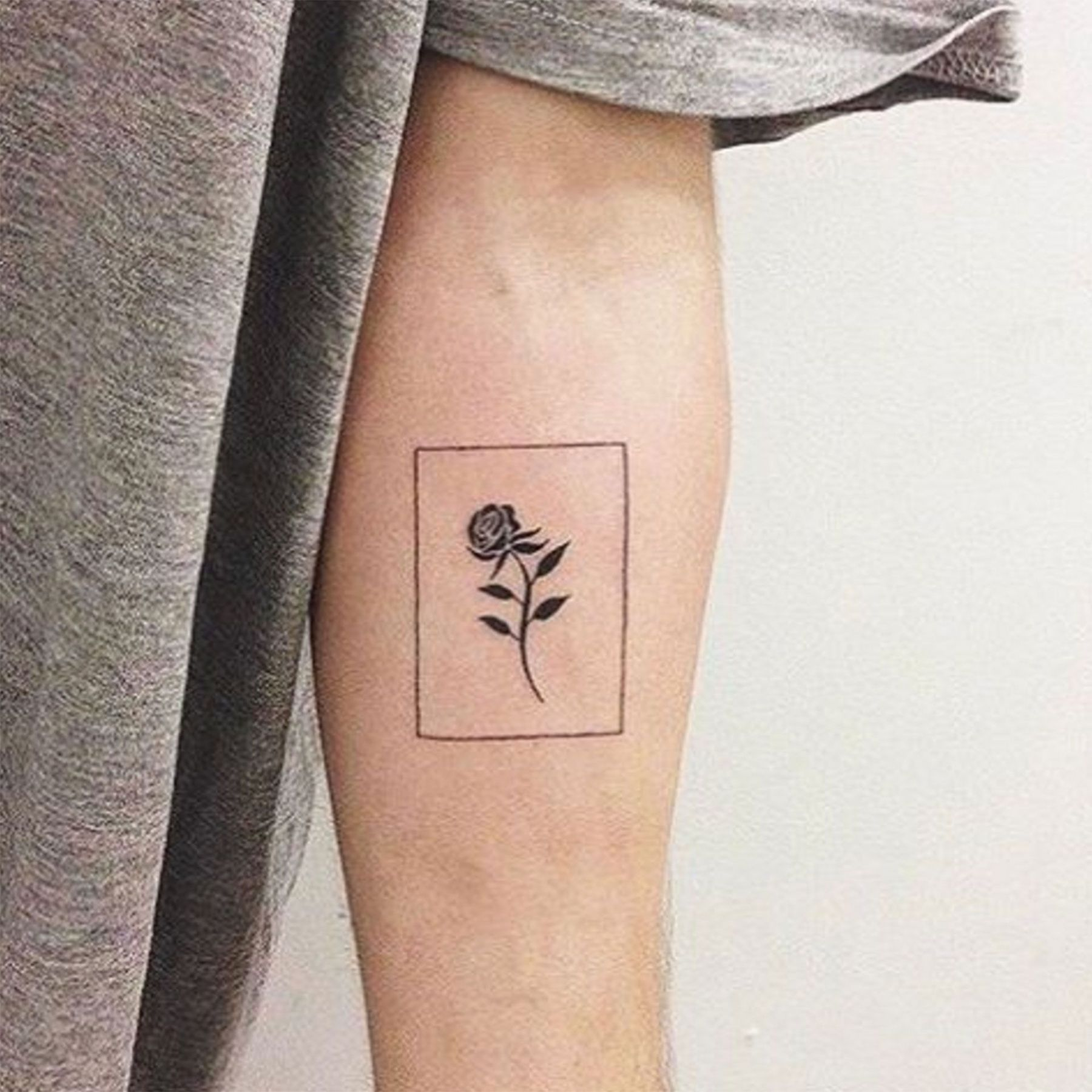Small And Simple Tattoo: Thinking Of Getting Inked? Here's Our Round-up Of The Best