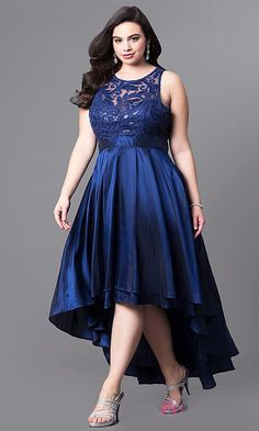 12 Hot AF Plus Size Prom Dresses That Will Slay Prom Night  2e6623a6ca