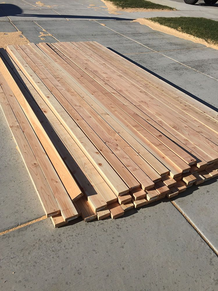 How to build a simple diy deck on a budget diy for Escalera de madera al aire libre precio