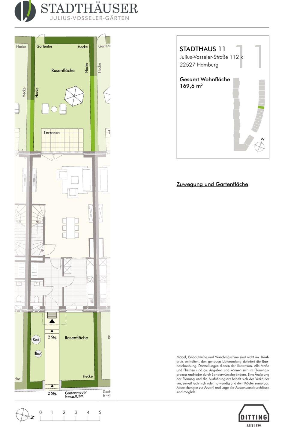 Julius Vosseler Garten Hamburg Richard Ditting Gmbh Co Kg Neubau Immobilien Informationen In 2020 Hamburg Immobilien Stadthaus