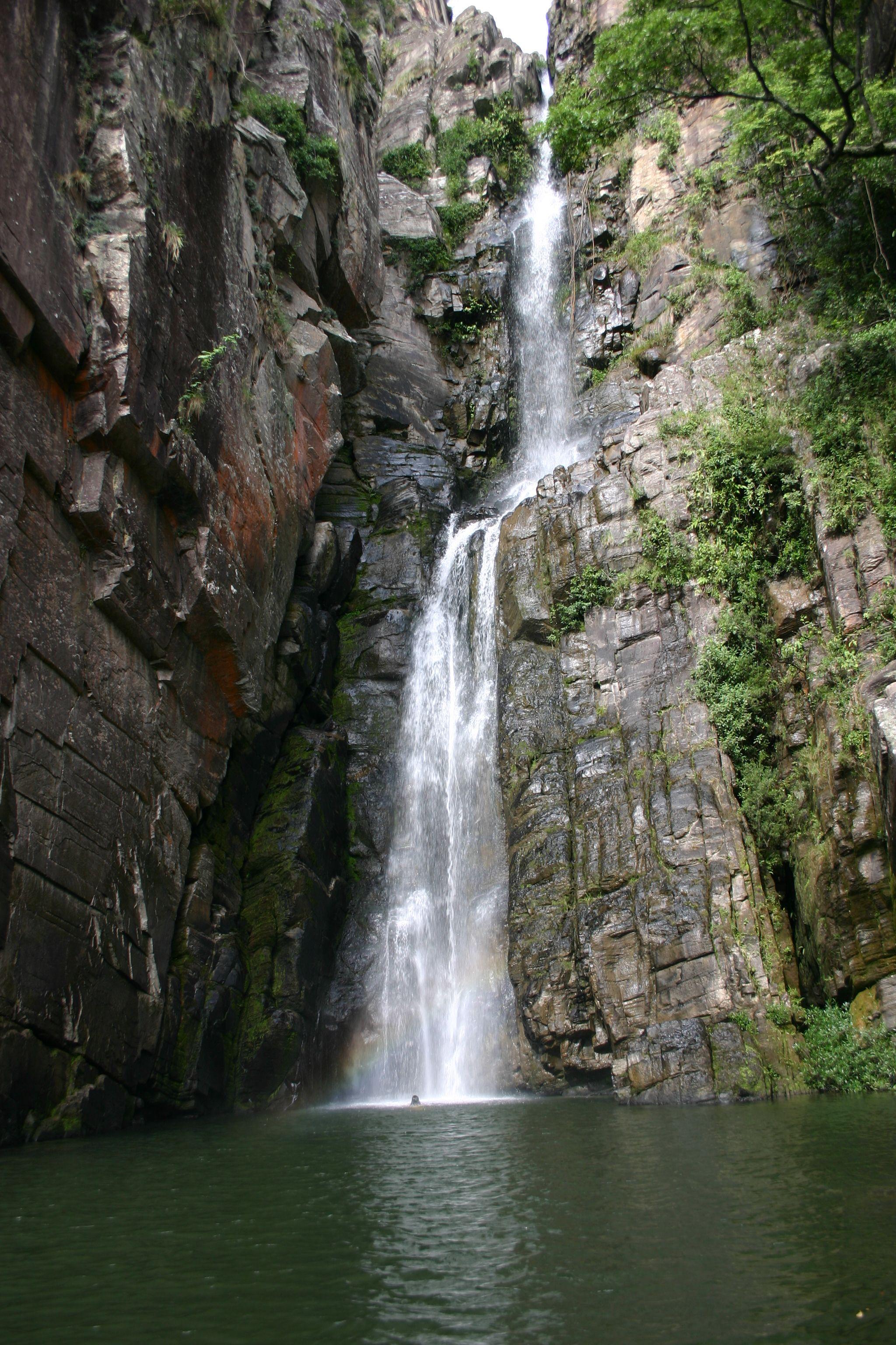 Cachoeira Do Buracao Chapada Diamantina Bahia