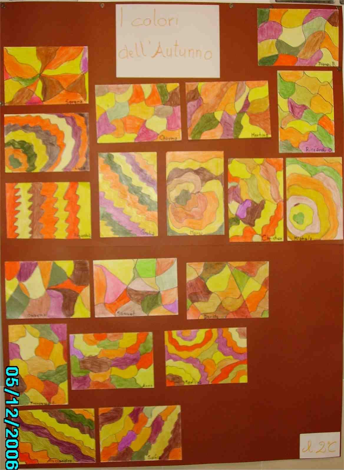 Arte e immagine - classe 5 scuola primaria