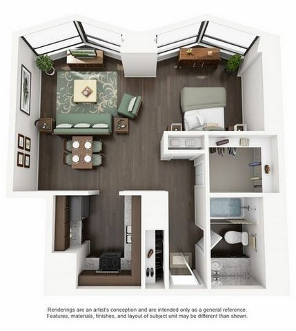 Floor Plans Pricing North Harbor Tower In Chicago Il Sims House Plans Sims House Sims 4 House Plans
