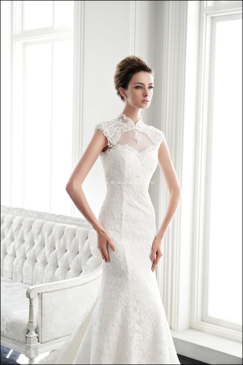 Korean Bridal Gowns | Dresses and Gowns Ideas | Pinterest | Bridal ...