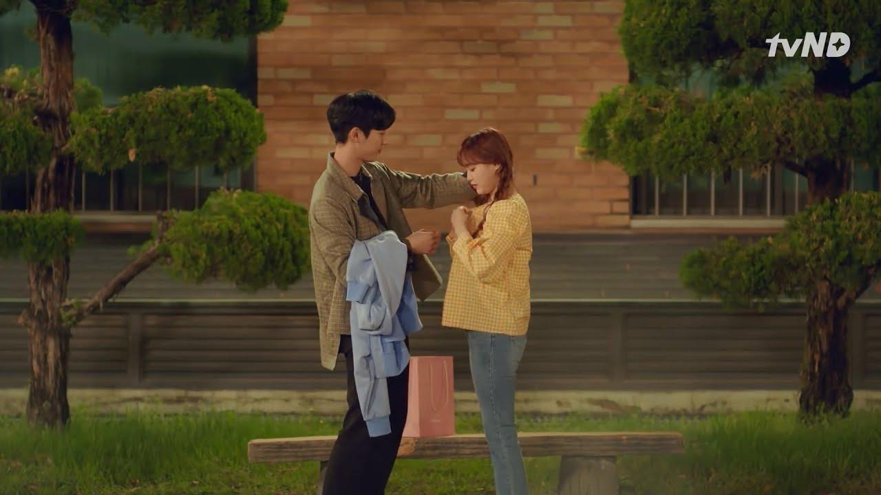 الحلقة 07 من المسلسل الكوري الرومانسي صف المواعدة Couple Photos Photo Scenes