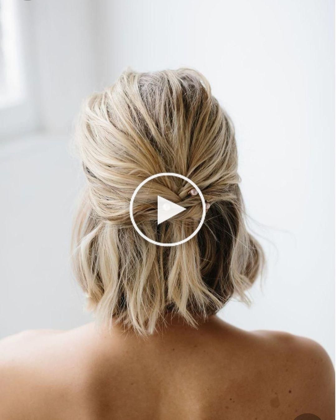 30 Perfect New Year S Eve Short Hairstyles To Ring In 2020 In 2020 Short Hair Styles Cute Hairstyles For Short Hair Cute Hairstyles For Medium Hair