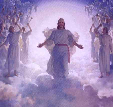 People In Heaven With Jesus
