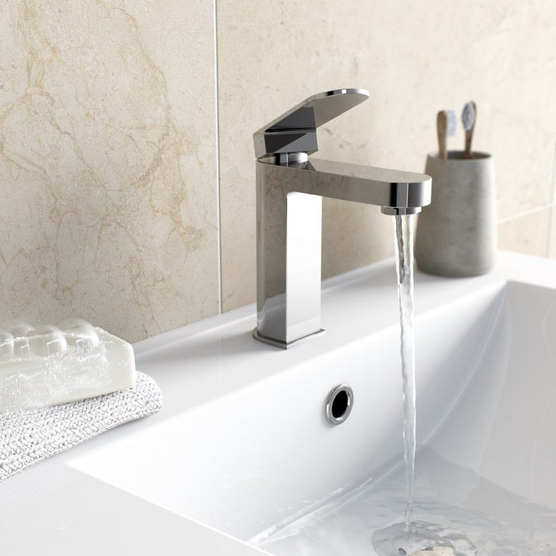 Mode Stanford basin and bath shower mixer tap pack | BATHROOM ...