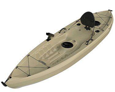 Lifetime Tamarack™ 120 Angler Kayak   fishing   Angler kayak