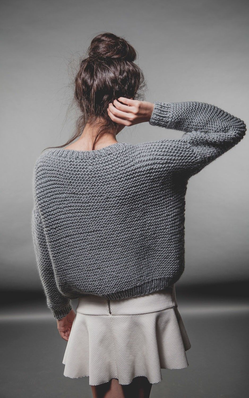 Classic Sweater | Yarns, Knitting sweaters and Handicraft ideas