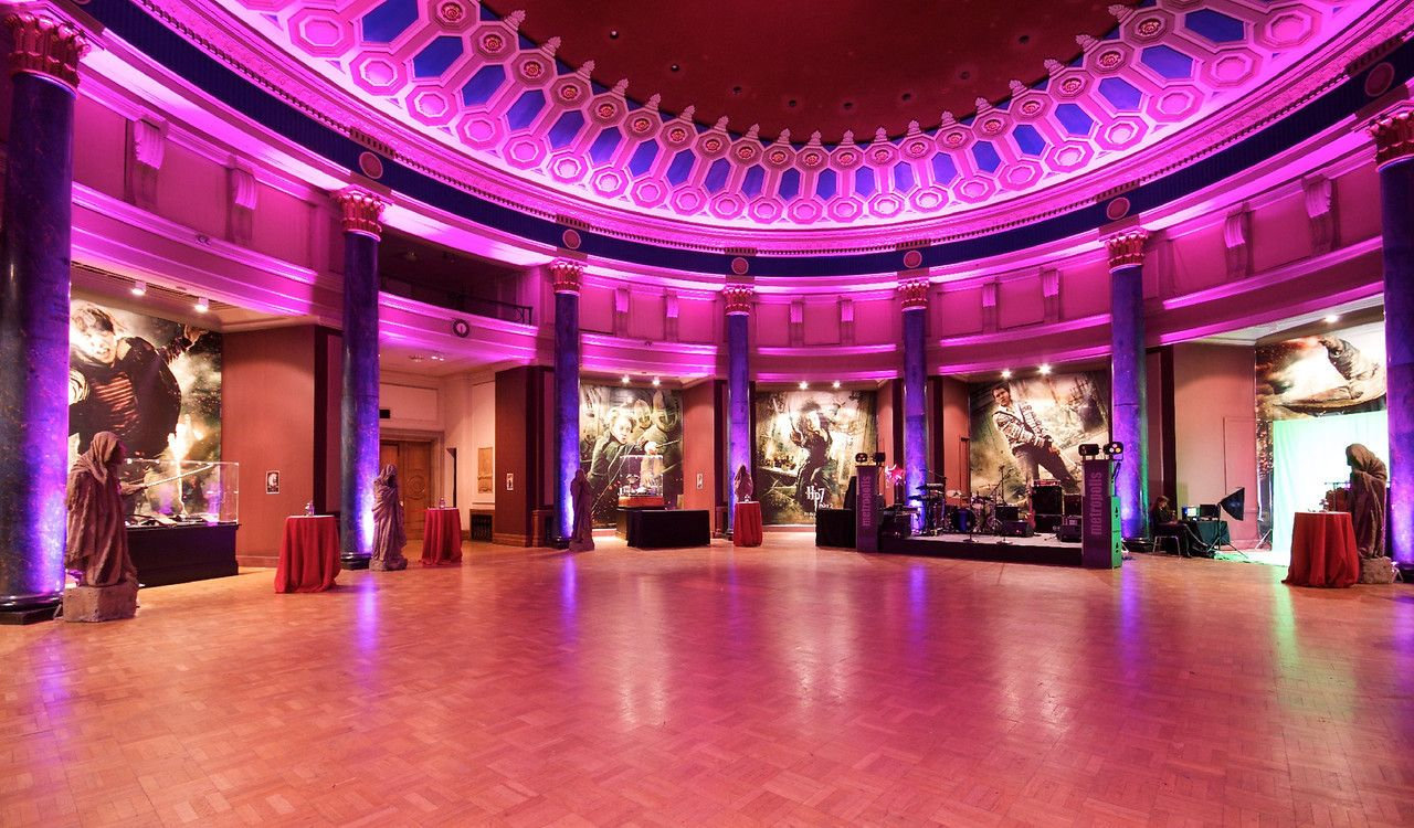 Dinner Dance Venues London For Your Proms