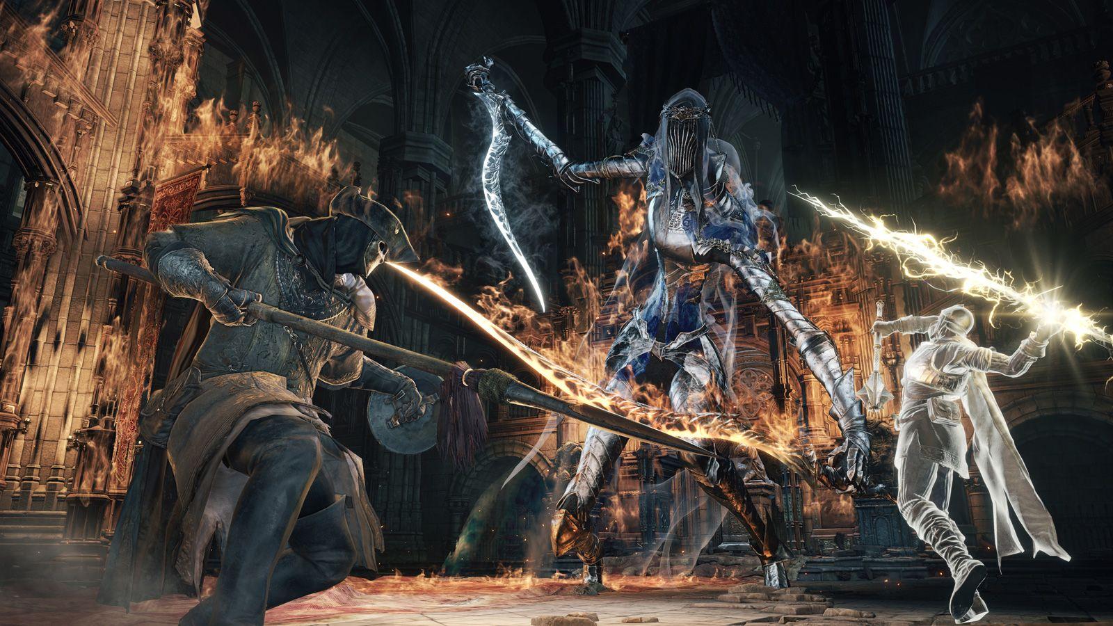Dark Souls III   Inventario - Acepta la oscuridad