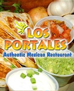 50% Off Mexican Fare & Drink at Los Portales