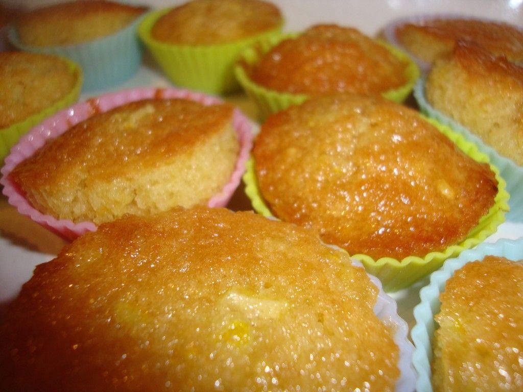 Petits moelleux au citron recette g teaux et desserts - Recette dessert rapide thermomix ...