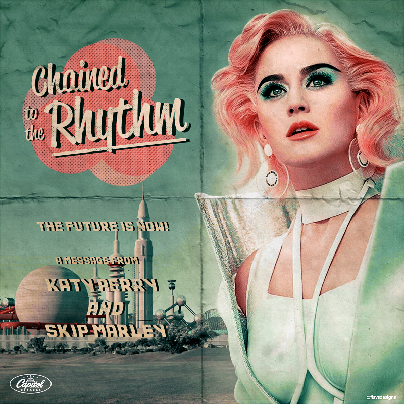 Bildergebnis für Chained to the rhythm - Katy Perry, Skip Marley