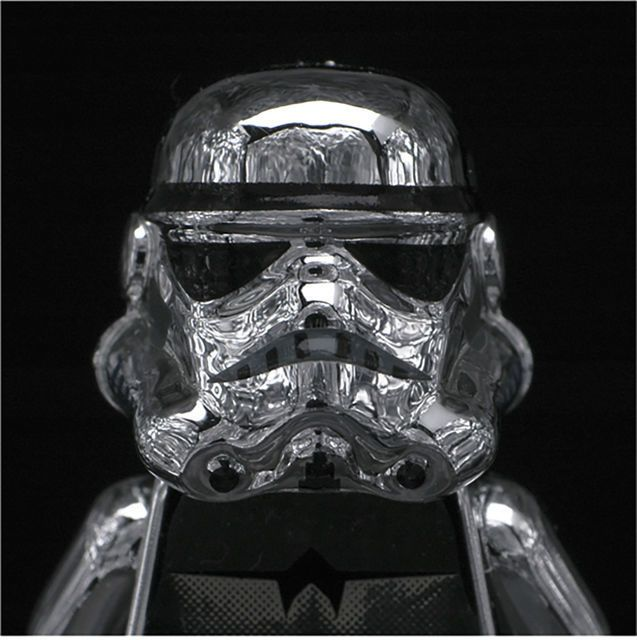 Michael Van den Besselaar, 'The Robot Portraits Series / Storm Trooper I,' 2012-2013, Black & White Gallery/Project Space