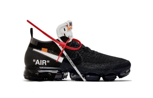 Nike Air VaporMax x Off-White ♥ ♥️