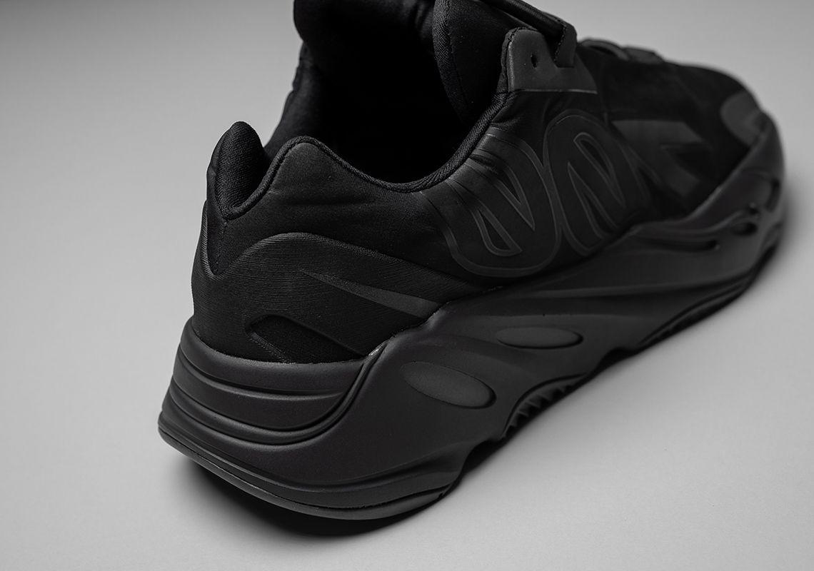 Adidas Yeezy Boost 700 Mnvn Triple Black Fv4440 Sneakernews Com In 2020 Adidas Yeezy Boost Triple Black Adidas Yeezy