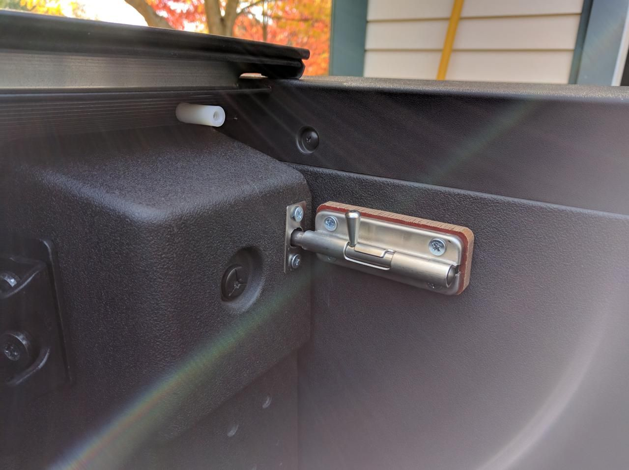 Alternate Means Of Locking Tailgate Honda Ridgeline Owners Club Trailer Wiring Harness Further 2006 Forums