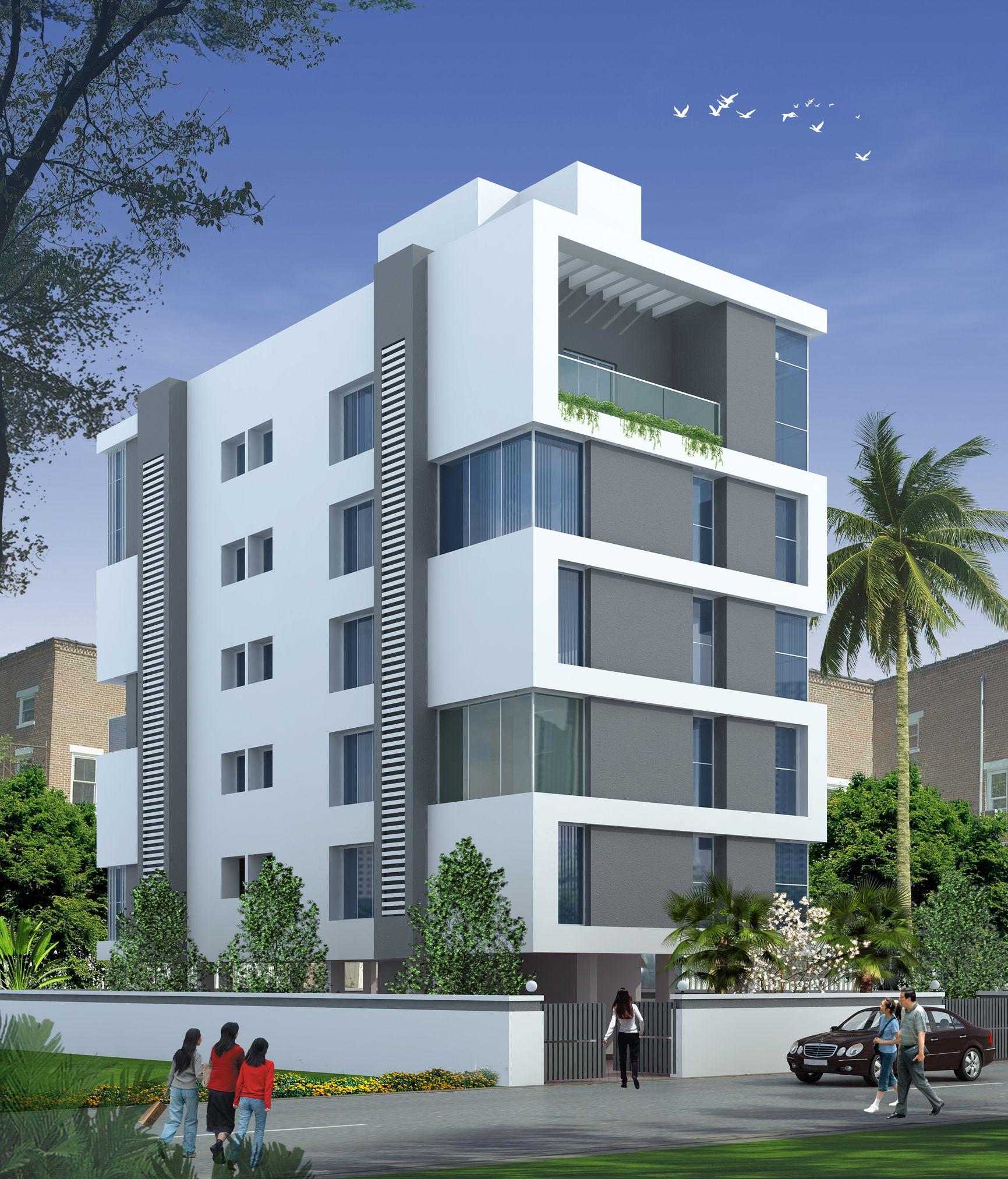 2 & 4 BHK Super Luxurious Apartments