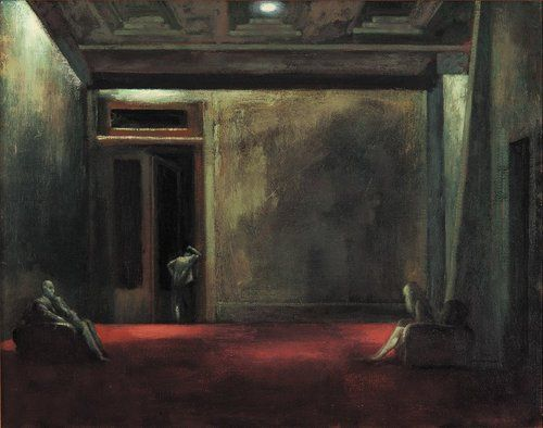 Rick Amor: The Ante Room (1993)