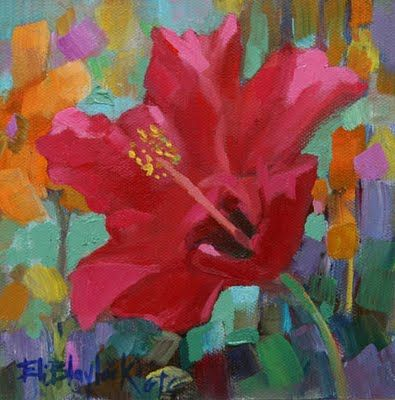 Daily Painters Marketplace 10 New Articles Flower Art Floral Art Floral Painting