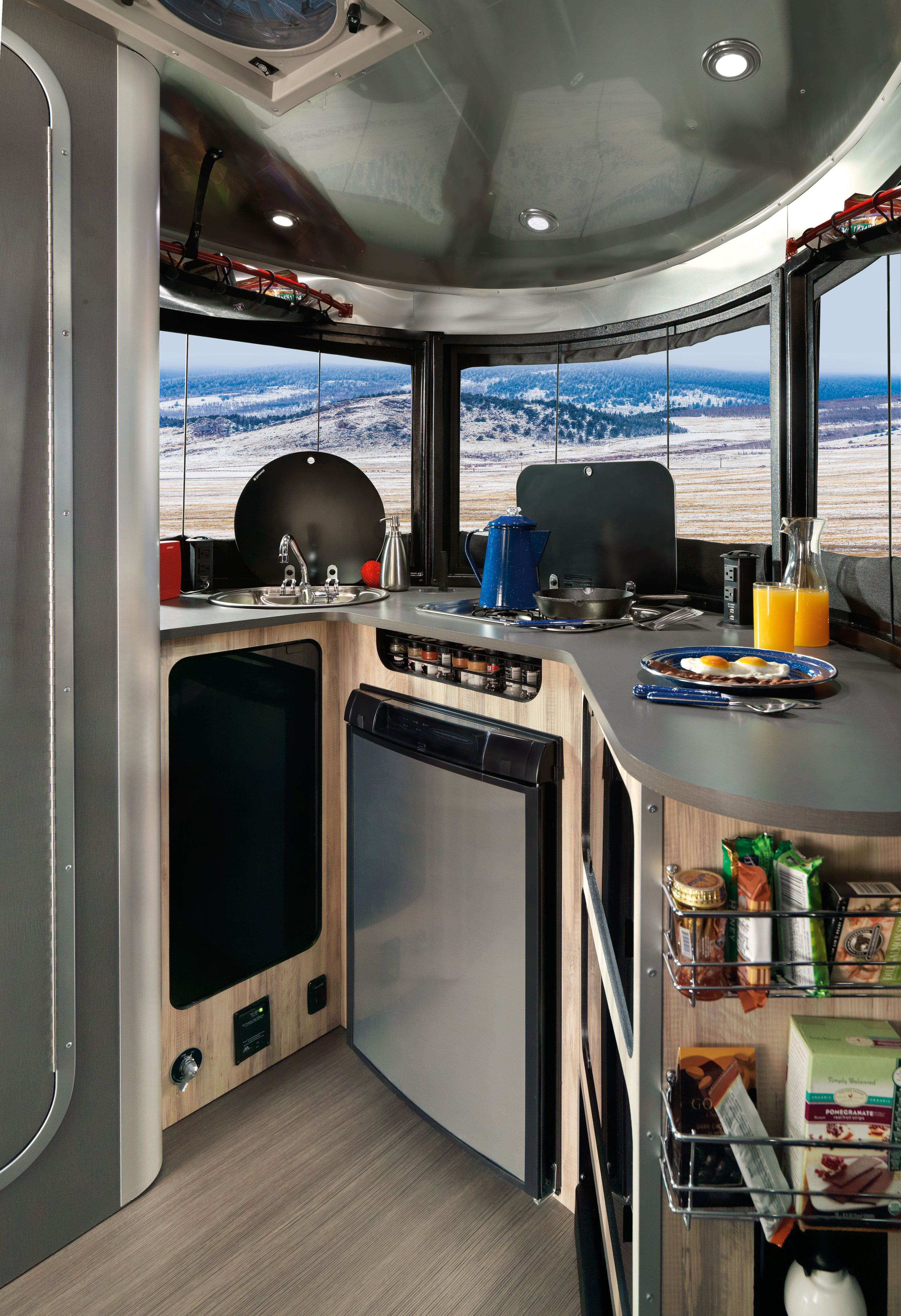 The New Airstream Base Camp Travel Trailer From Airstream Of South
