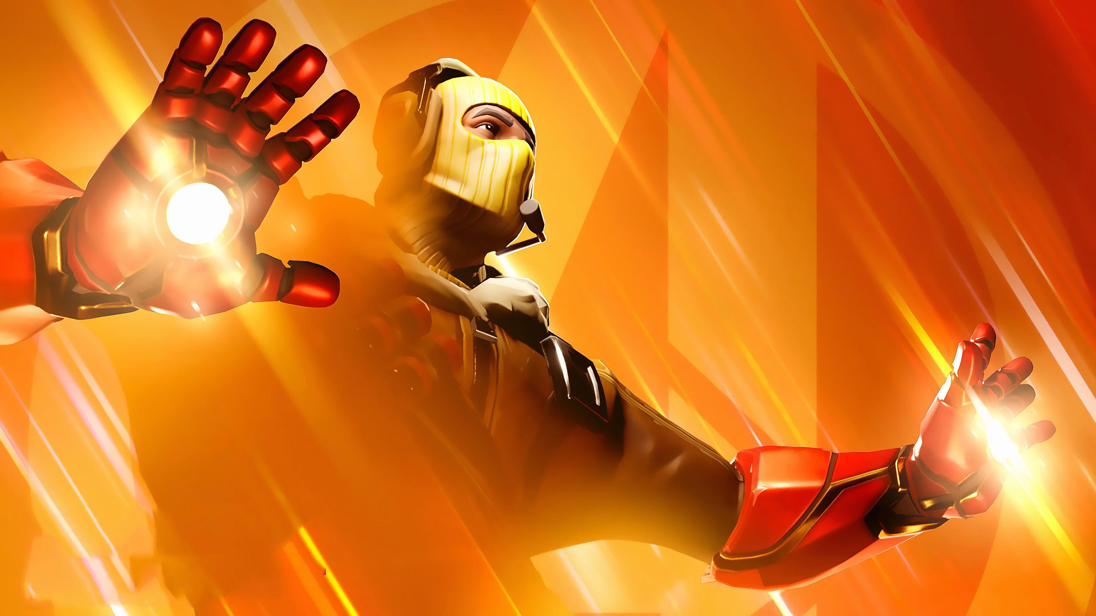 Fortnite Raptor Iron Man Avengers Endgame Hd Wallpapers Games Wallpapers Fortnite Wallpapers Avengers Endgame Wallpapers Fortnite Iron Man Avengers Avengers