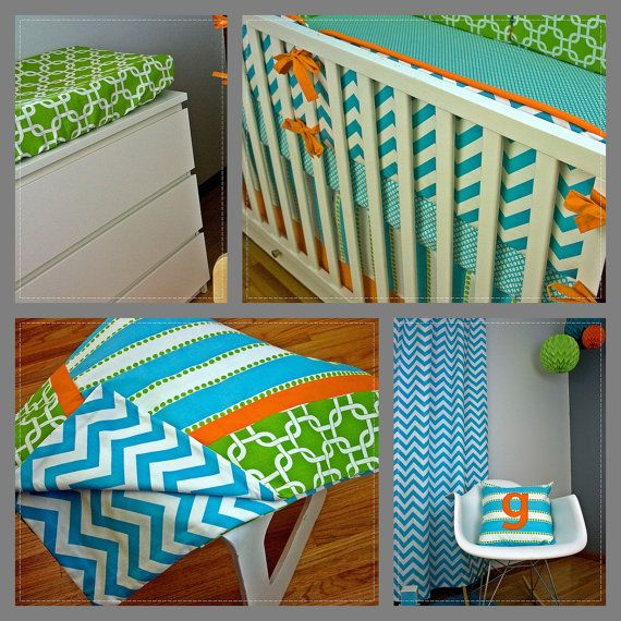 Crib Bedding Oh The Places You Will Go Featured In