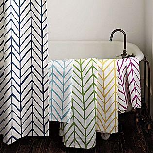Feather Shower Curtains Serenaandlily