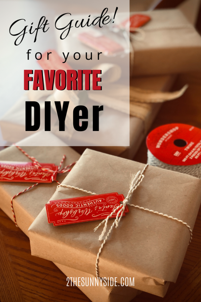 Gift Ideas For The Diyer Gifts Happy Thanksgiving Friends Diyer