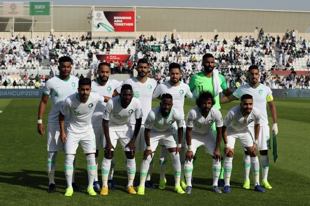 Saudi Arabia In Group D For World Cup Asian Cup Qualifiers World Cup Football Team Teams