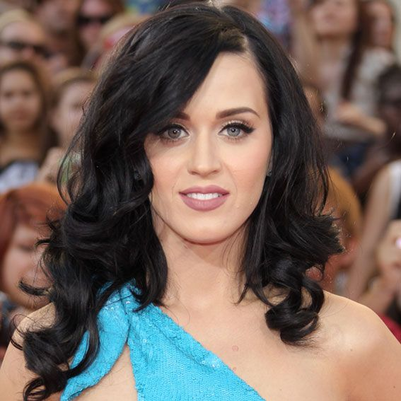 Katy Perry's Changing Looks - 2010  - from InStyle.com