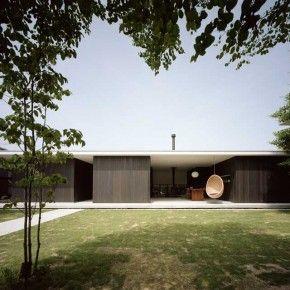 Coodet.com » Modern Minimalist Japanese House Design- Niwanosumika ...