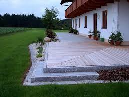 bildergebnis f r kombinierte holz stein terrasse garten. Black Bedroom Furniture Sets. Home Design Ideas