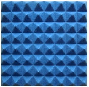 3D polyester acoustic board