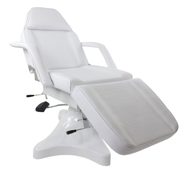 Hydraulic Facial Bed Chair With Free Stool Massage Bed