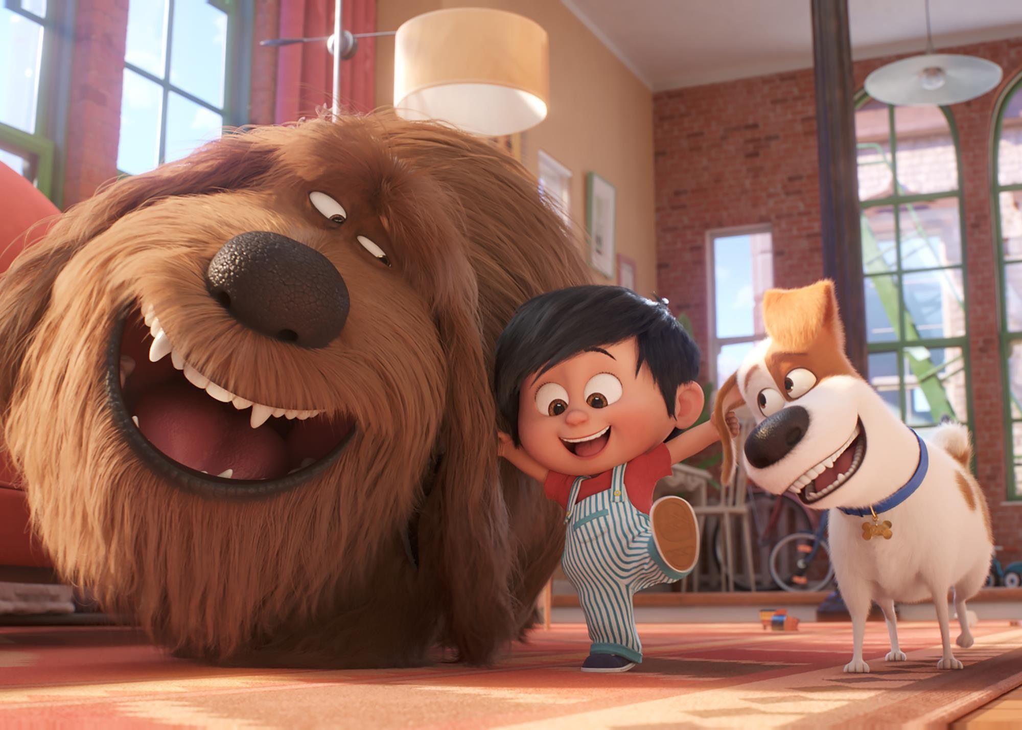The Secret Life Of Pets 2 Movie Review Secret Life Of Pets Cute Disney Wallpaper Secret Life