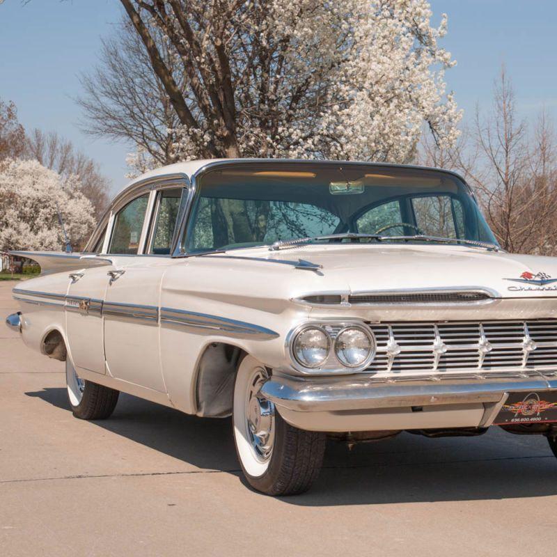 Chevrolet: Impala 4 Door Sedan (#231941585936)
