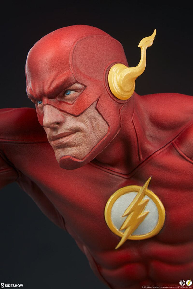 ArtStation - The Flash_Sideshow Collectibles Premium Format, Daniel Bel